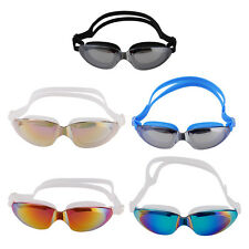 Adult Adjustable Non-Fogging Anti UV Protection Swimming Goggle Swim Glasses