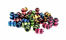 MOWA Alloy Road Mountain CX Bicycle Cable Spacer Donuts for Derailleur Frame 3g