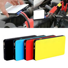 8000mAh 12V Multi-Function Car Jump Starter Battery Charger Power Bank Booster