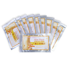 Hot Slim Trim Patch Diet Slimming Weight Loss Detox Adhesive Pads Burn Fat