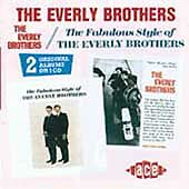 Everly Brothers / Fabulous Style of the Everly Brothers by  Everly Brothers CD