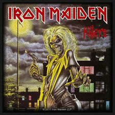 Ecusson Iron Maiden - Killers - ref pa641