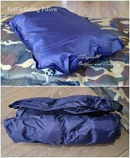 New Self Inflating Small Pillow Camping Hiking SUV 4WD