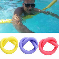 Swimming Swim Pool Noodle Water Float Aid Woggle Noodles Hollow Flexible Sturdy
