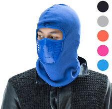 Balaclava Hood Swat Cap Ski Mask Bike Beanies Winter Wind Stopper Face Hats K1