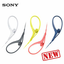 SONY MDR-AS410AP Sport Hybrid In-Ear Headphones 5 Colors