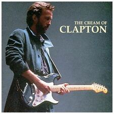 The Cream of Clapton by Eric Clapton (CD, Mar-1995, Polydor/Chronicles/BMG)