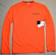 NWT MEN POLO RALPH LAUREN SPORT PERFORMANCE LONG SLEEVE T SHIRT SZ XS-XXL