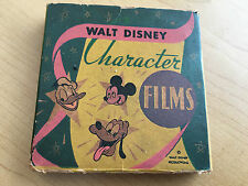 Vintage 8mm Walt Disney Character Films Donald Duck in Ducking Out 1552-A
