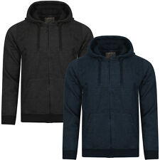 New Mens Dissident Lincoln Hoodie Size S - XL