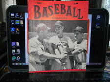 OCTOBER 1946 ISSUE BASEBALL MAGAZINE BOSTON RED SOX TED WILLIAMS COVER