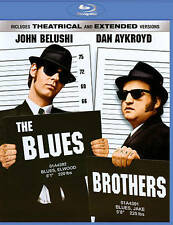 NEW The Blues Brothers (Blu-ray Disc, 2011, Rated/Unrated)