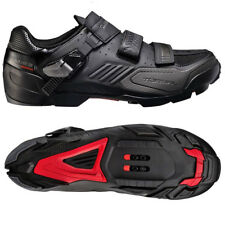 Shimano SH-M163L SPD MTB Shoes - Mens Black Mountain Bike Shoes - Various Sizes