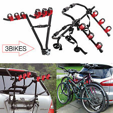 U&V Type 3 BICYCLE CARRIER CAR RACK BIKE CYCLE UNIVERSAL MOST CARS REAR MOUNT