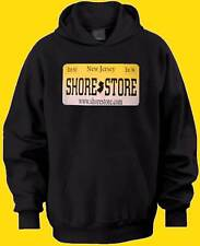AUTHENTIC JERSEY SHORE LICENSE PLATE HOODIE DECAL