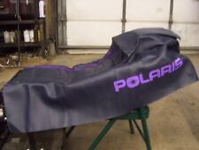 Genuine Polaris 2200741 Indy purple seat cover, many models, NEW