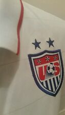 Nike 578018 YOUTH boys kids LARGE lg USA Soccer Jersey + 2016 rio olympic topps