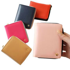 Women Sweet Crown Coin Money Card Holder Short Wallet Clutch Purse Bag Perfect