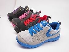 A2013— Kids Boys&Girls Sneakers Light Weight Athletic Tennis Sport Running Shoes