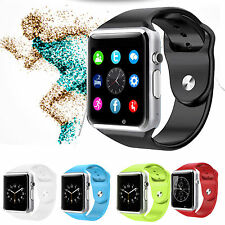 XMAS A1 Waterproof Bluetooth Smart Watch SIM Phone Mate For Android IOS iPhone S