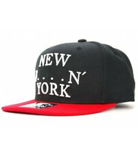 Rocawear Snapback New Fuckin York Black Red Cap