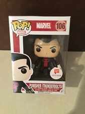 Funko Pop MARVEL PUNISHER THUNDERBOLTS 106 WALGREENS EXCLUSIVE SHIP WORLD WIDE