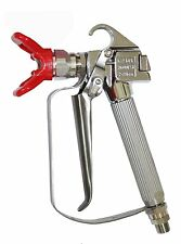 Airless Paint Spray Gun High Pressure 3600 PSI 517 TIP Swivel Joint Included