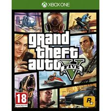 GTA GRAND THEFT AUTO 5 XBOX ONE USATO