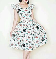 Bernie Dexter Pinup Retro Rockabilly Vintage Atomic fun Loretta Dress Plus Size