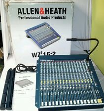 Allen & Heath Mix Wizard WZ3 16:2 With Box & Lamp - Great Condition