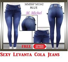 Colombian Levanta Cola Skinny  jeans Brazilian butt lift  push up Strech  M1162