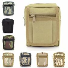 Daily Carry Tactical Waist Pack Utility Outdoor Mess Sundries Bag Sports Pouch