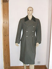 Vintage Military Overcoats: German Army, Swedish Naval & British WRAF
