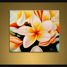 Elegant Contemporary Wall Art Floral Painting Egg Flower Paintings