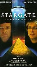 movie vhs : Stargate 1995 USED James Spader, Kurt Russell science fiction