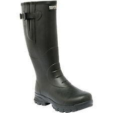 Regatta Mens Loxleigh Welly Neoprene Lined Rubber Wellington Boots