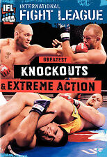 NEW -Factory Sealed IFL: Greatest Knockouts and Extreme Action