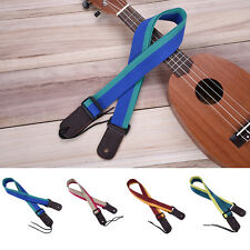 Adjustable Ukulele Strap Sling With Hook For Ukulele Guitar FANG