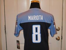 Brand New w/Tags Tennessee Titans Marcus Mariota  #8 NFL Jersey Youth Sizes Nice