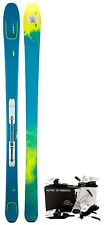 $1100 Womens ELAN Twilight 90 Carbon QT Skis Ladies 173CM + Quick Trick Bindings