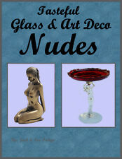 Tasteful Glass, Porcelain, Bronze Nudes,  Over 200 pages, 100s of pictures Ebook