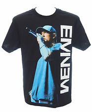 EMINEM - ON THE MIC - Official T-Shirt - RAP Hip Hop - New 2XL ONLY