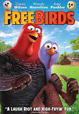 Free Birds (DVD, 2014) Owen Wilson Woody Harrelson