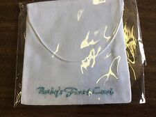 EMBROIDERED  BABY BOY OR GIRL EMBROIDERED POUCH FOR LOCK OF FIRST CURL
