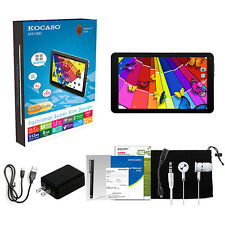 """10.1"""" Tablet PC Android 4.4 New Quad Core Dual Camera 8G 10 Inch WIFI Bundle"""