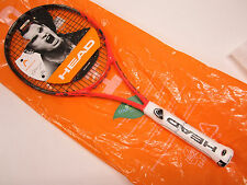 "**NEW OLD STOCK** HEAD YOUTEK INNEGRA RADICAL ""MP"" RACQUET. 4 3/8 FACTORY STRUNG"
