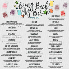 Scentsy Bars BBMB January 2017 Bring Back My Bar Avail Now Freebies with order!