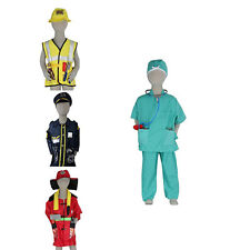 Children's Emergency Services Costume Halloween Party Role-playing Cosplay