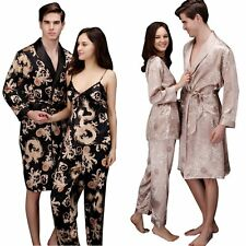 Lovers Towel Bathrobe Men Women Kimono Bath Robe Dressing Gown Bridesmaid Robes
