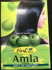 Hesh Amla Powder- Natural Shampoo for Women's Hair-8901701103101- USA Seller